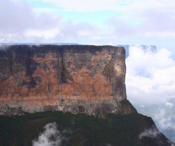 Foto Aérea Monte Roraima