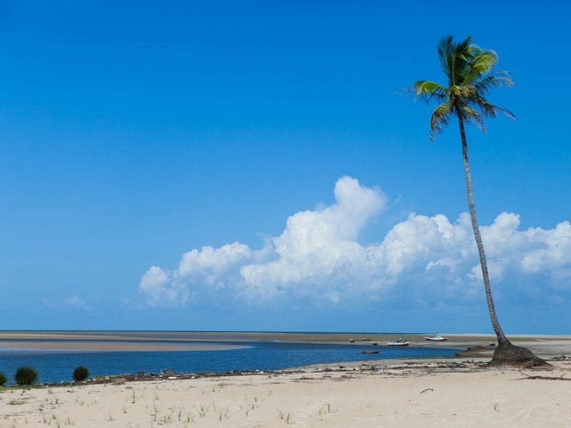 Praias da Ilha de Marajó