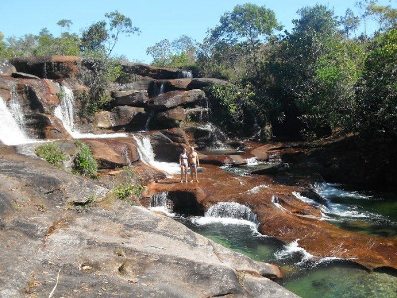 Cachoeira Serra Verde