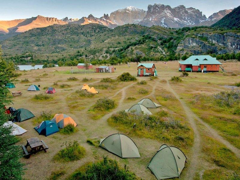 Refugio Dickson - Torres del Paine