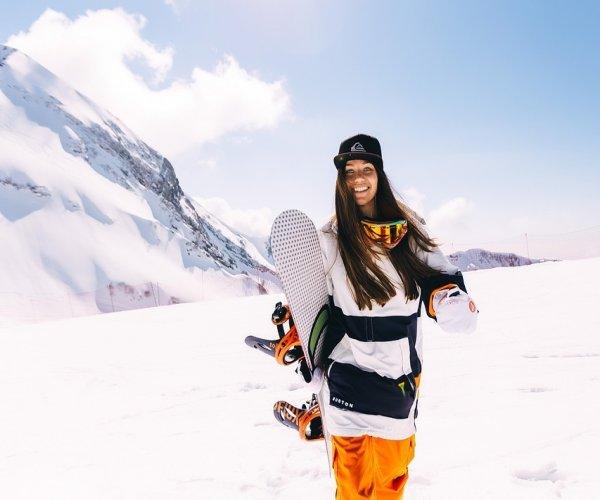 Ushuaia - Snowboard Cerro Castor
