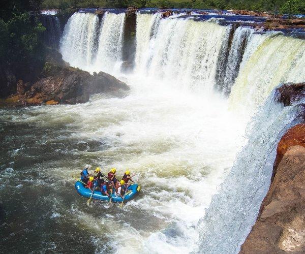 Rafting Rio Novo