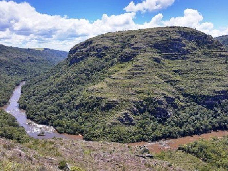 Cânion Guartelá - Mirante do Parque Estadual do Guartelá