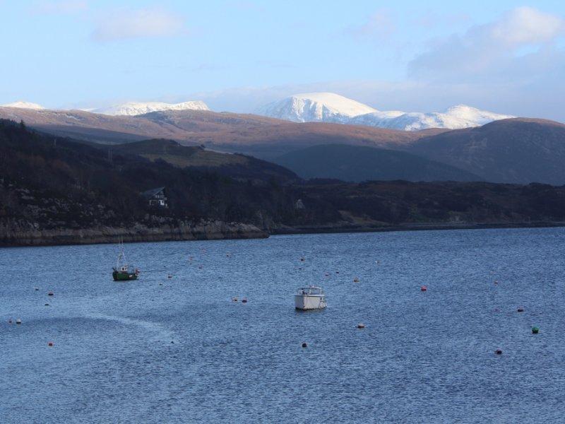 Loch Broom - crédito: Patrícia Dozzi