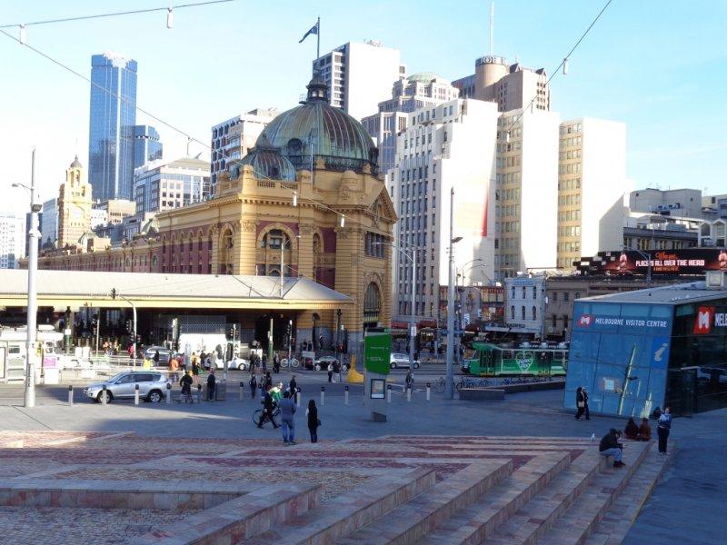 Melbourne - City