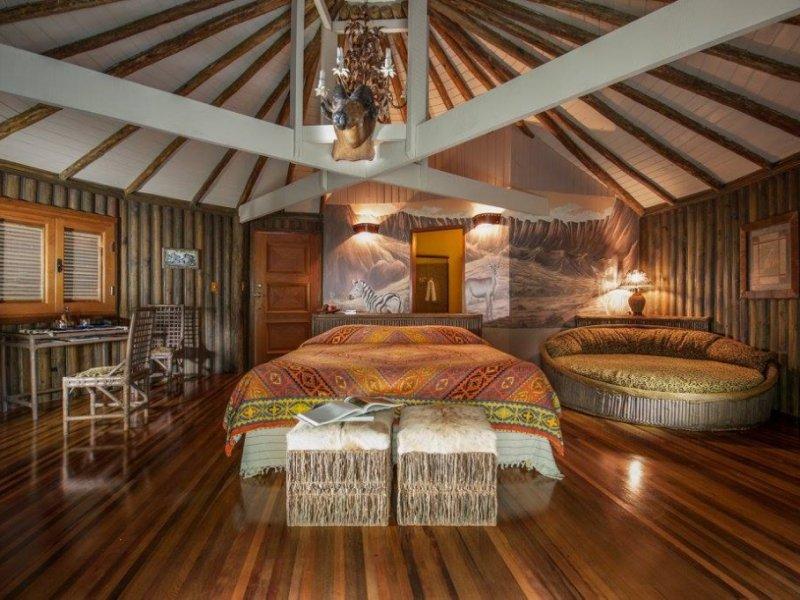 Cabana África - Paraíso EcoLodge - Intervales