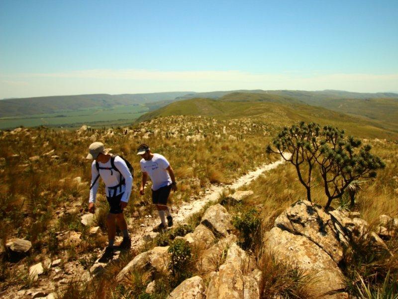 Trekking na Serra da Canastra