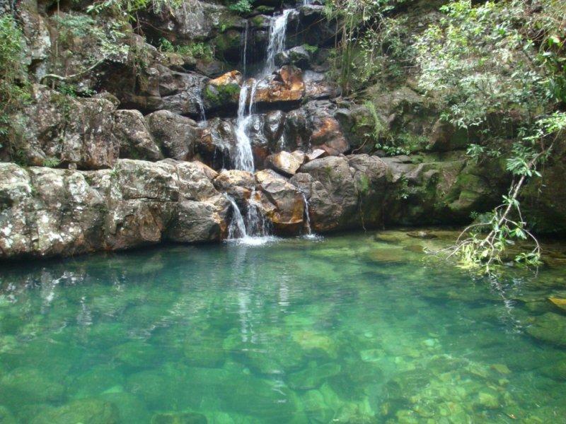 Cachoeira das Loquinhas