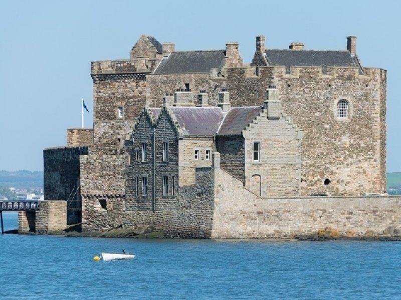 Castelo Blackness  - crédito: Visit Scotland