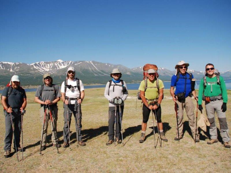 Trekking na Mongólia com Agnaldo Gomes