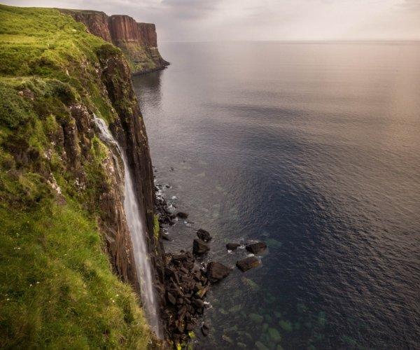Kilt Rock - Ilha de Skye