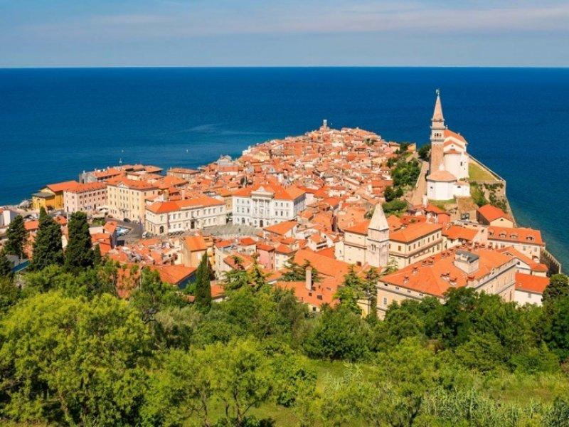 Piran - crédito: Slovenia Info