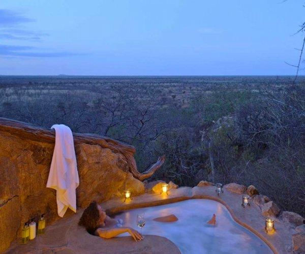 Safari na Quênia