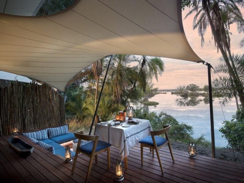 Safári de Luxo no Thorntree River Lodge