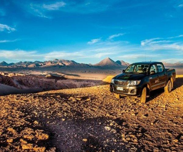 Vale da Morte San Pedro Atacama