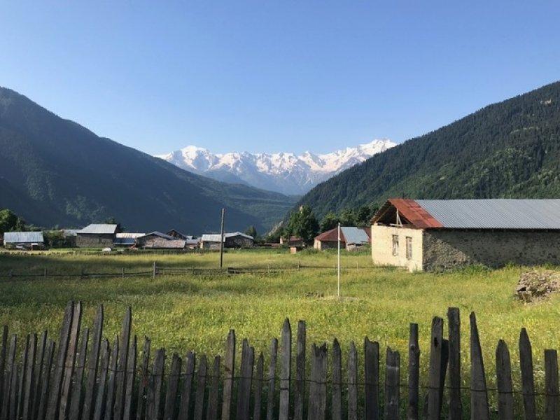 Trekking Geórgia