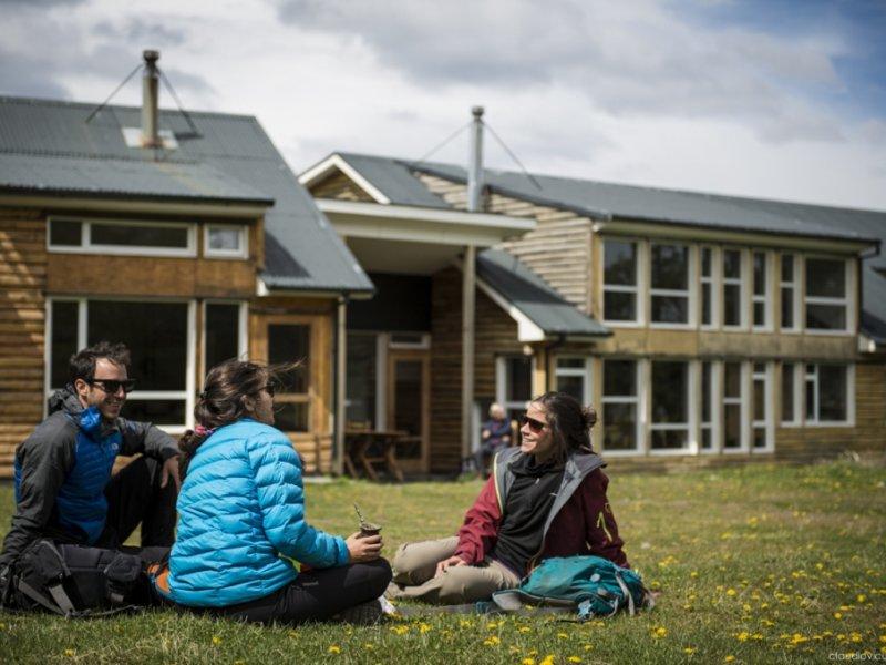 Refugio Torre Central - Paine