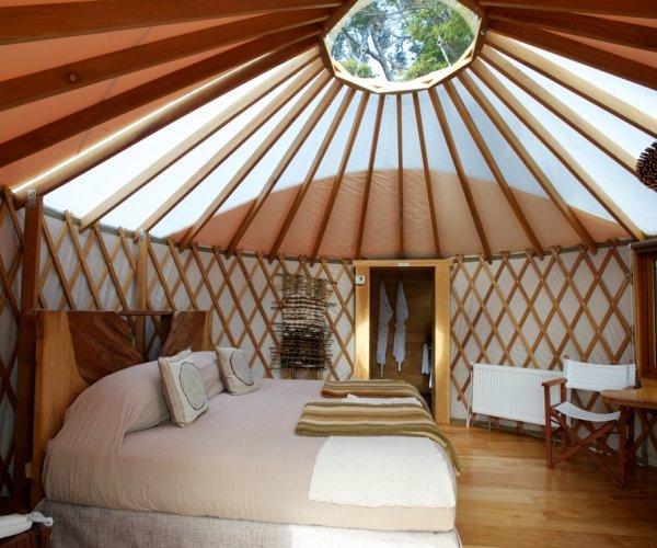 Yurt Deluxe - Patagonia Camp