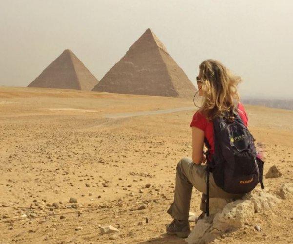 Grandes Piramides Egito