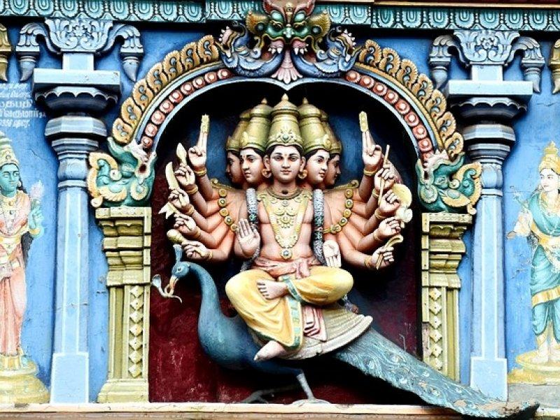 Templo de Srirangan