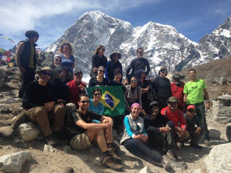 Trekking ao Campo Base do Everest com Manoel Morgado