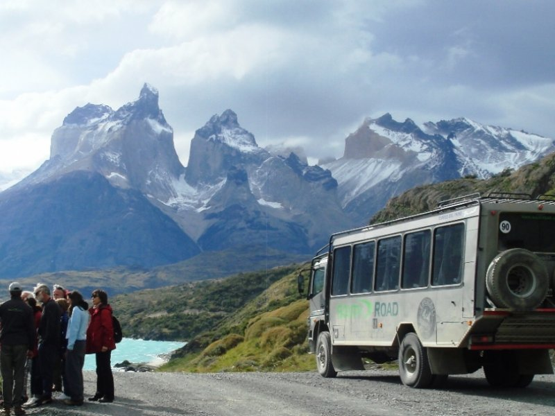 Tour Paine 4 x 4 - Full Day