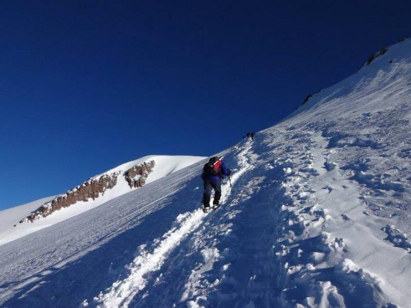Escalada do Monte Elbrus com Agnaldo Gomes