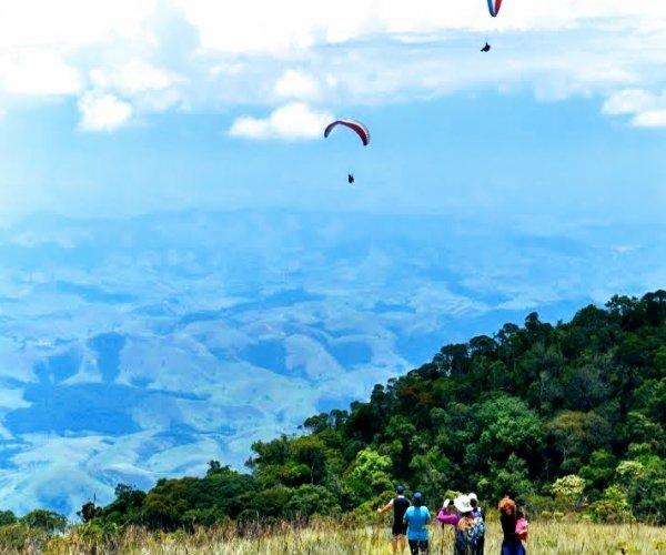 Vista da Trilha do Penhasco - Parque Nacional da Serra da Bocaina