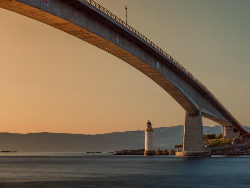 Ponte para a Ilha de Skye