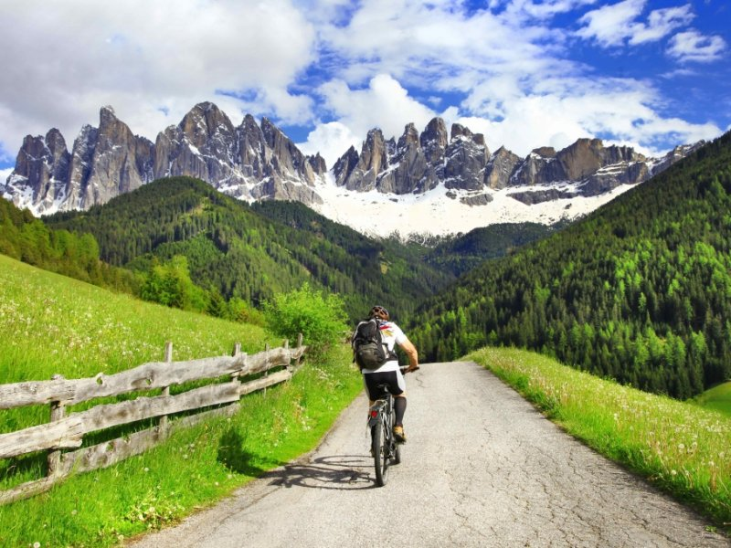 Bike Dolomitas