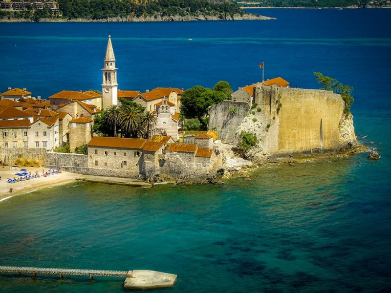 Budvar - Montenegro - crédito: Visit Montenegro