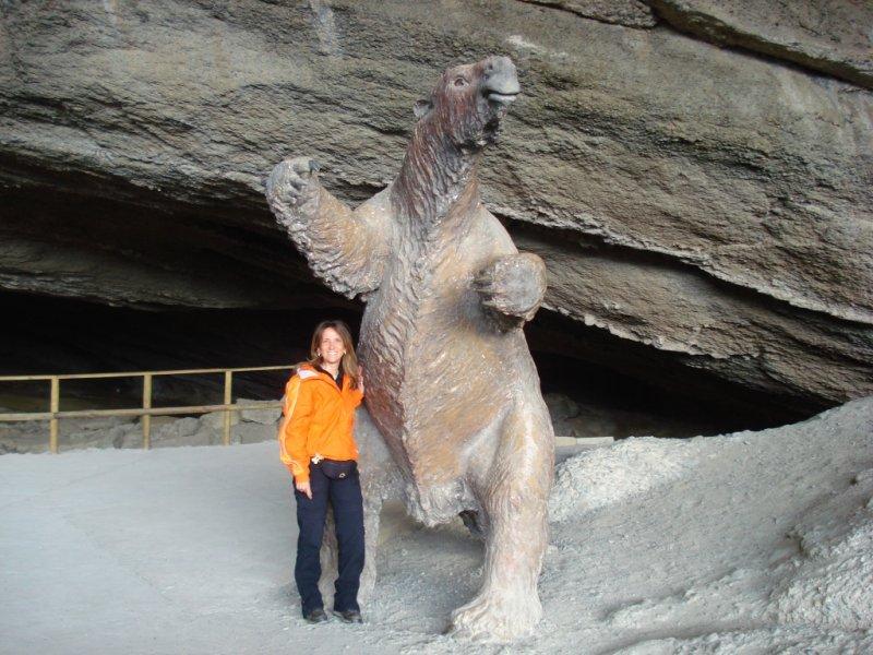 Cuevas del Milodon - Foto: Claudia Ribeiro