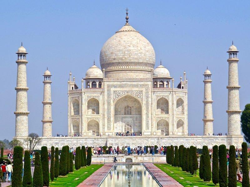 Índia e as Maravilhas do Triângulo Dourado