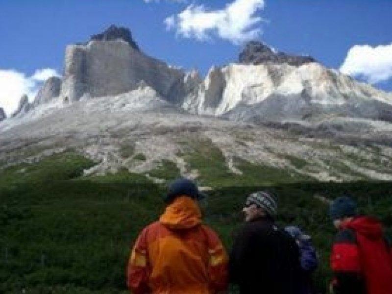Patagônia - Aventura Circuito W Curto Trekking Torres del Paine