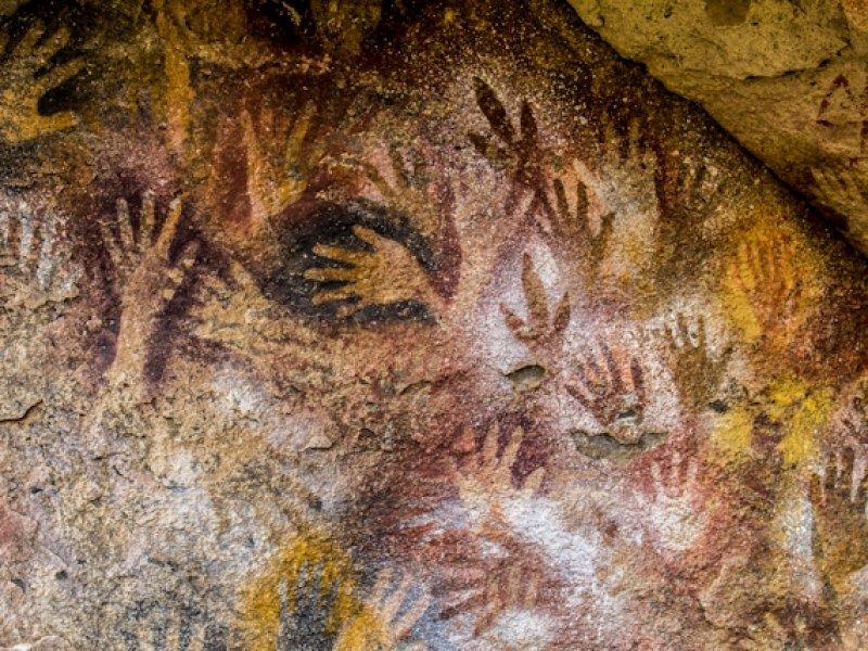 Cuevas de Las Manos  - ruta 40