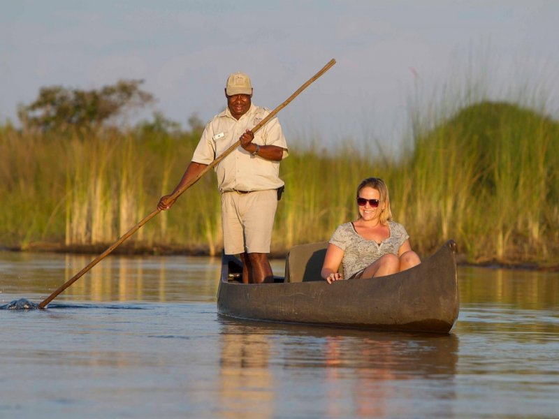 Delta do Okavango