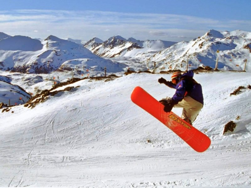 snow board Ushuaia - Opcional