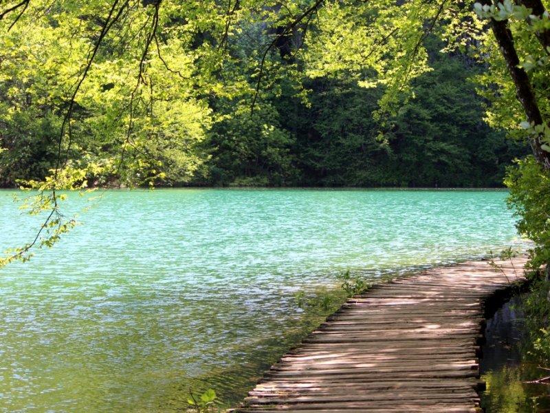 Parque Nacional Plitvice - crédito: Patrícia Dozzi