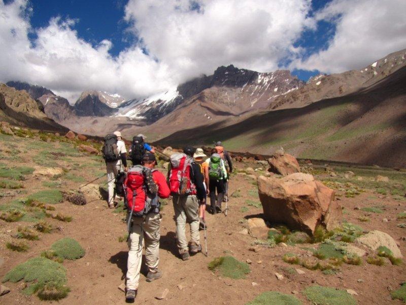 Trekking Plaza Argentina