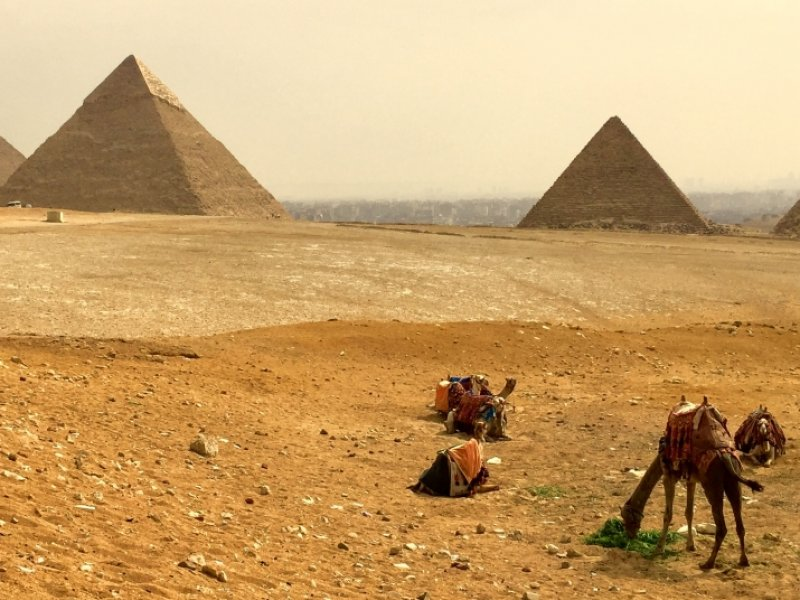 Grandes Piramides