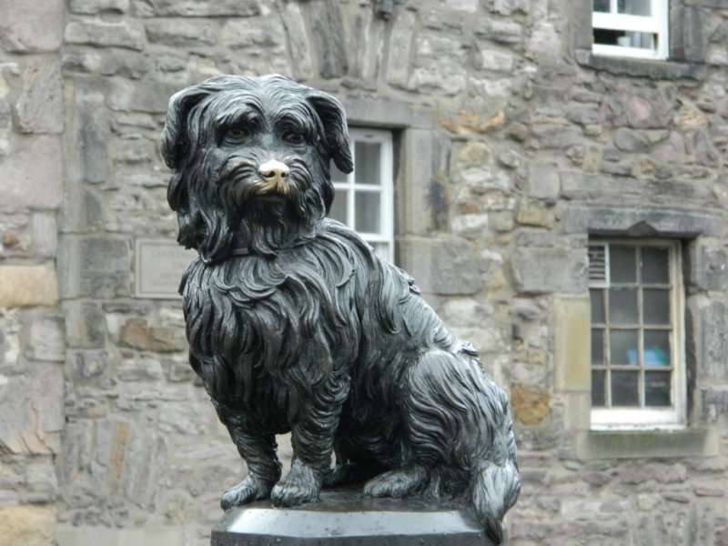 Greyfriars Bobby - Edimburgo