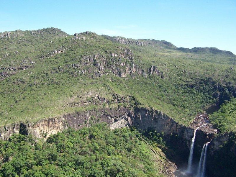 Saltos do Rio Preto - Foto: Cleusa Leite