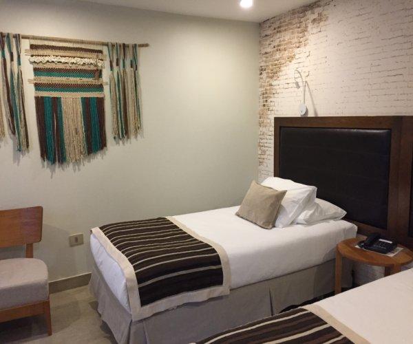 Quarto Hotel La Casa de Don Tomas Standard