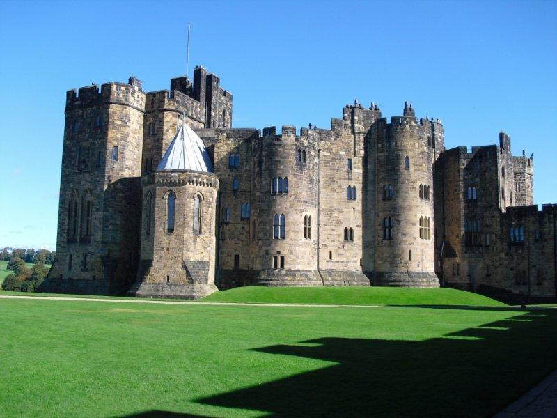 Castelo Alnwick