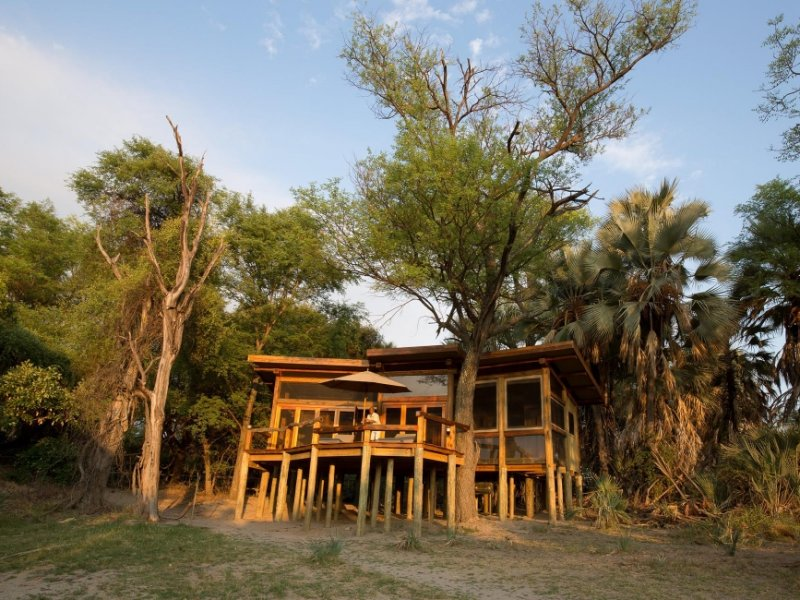 Camp do Okavango