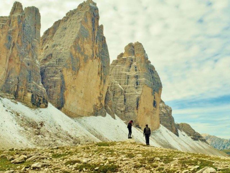 Tres Cime di Lavaredo - Créditos Elida Zuchini