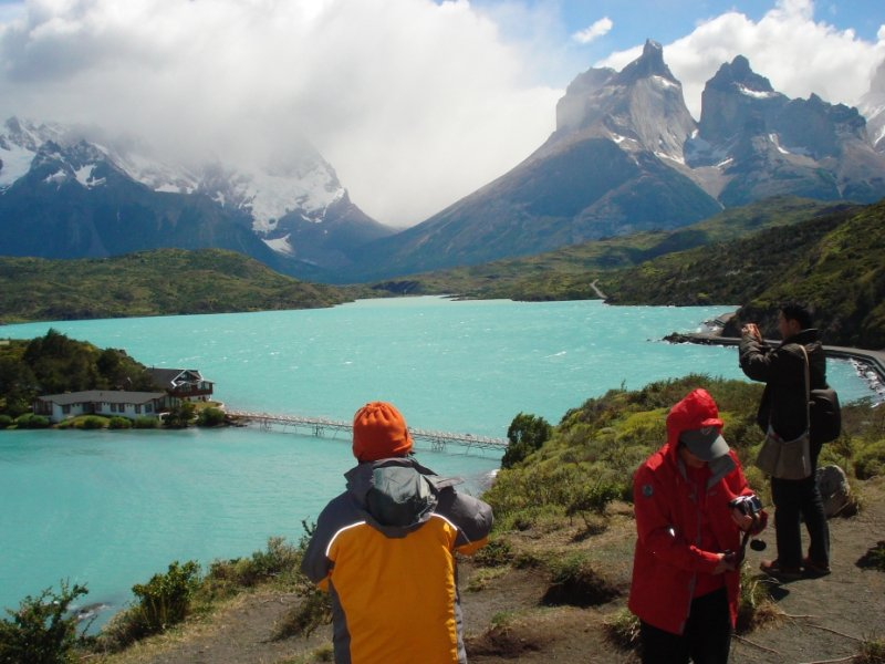 Parque Torres del Paine - Chile - Foto: Claudia Ribeiro
