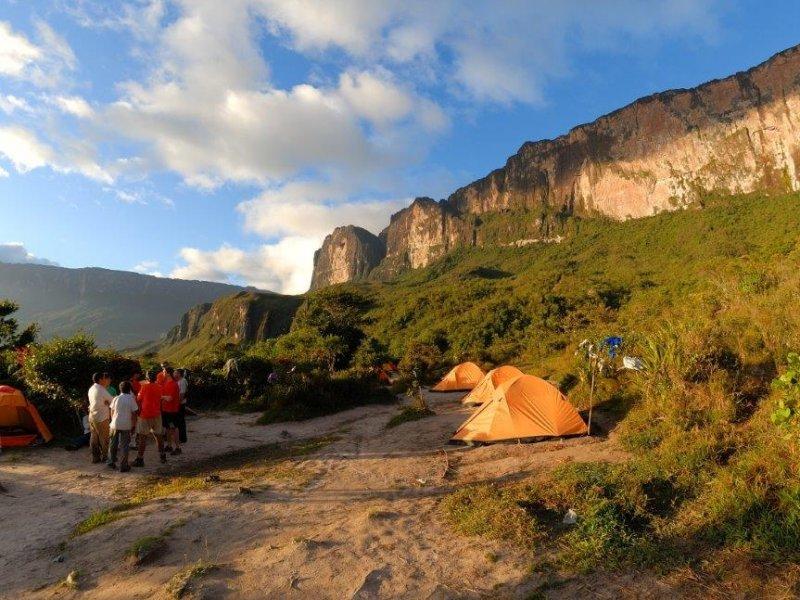 Pacotes para o Monte Roraima