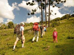 Expedição OBB - Programa Pais e Filhos na Mantiqueira