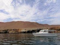 Nazca, Paracas e Ilhas Ballestas